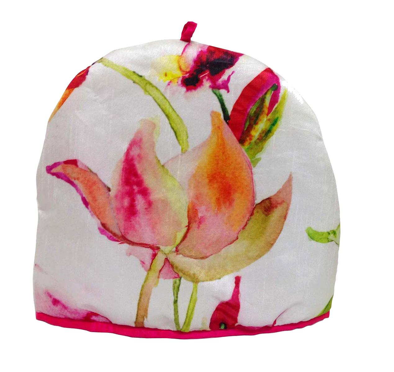Lilly Floral Teacozy